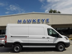 New 2018 Ford Transit Van T-250 148 Med Rf 9000 GVWR Sliding RH Dr for sale near you in Red Oak, IA