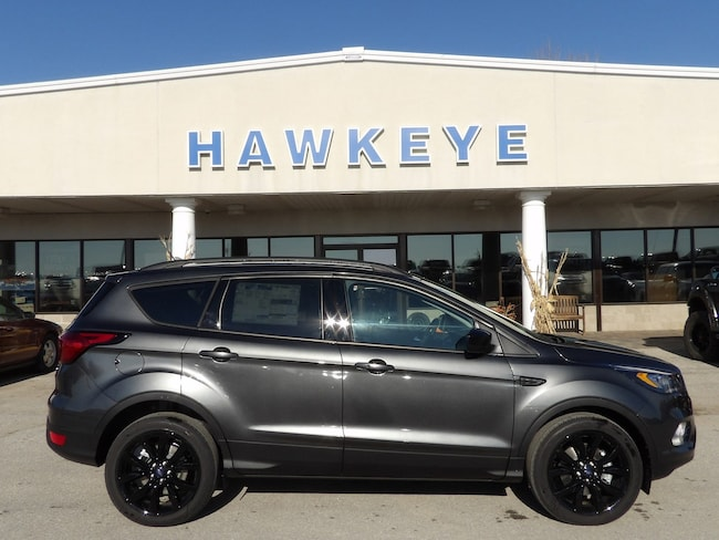 New 2019 Ford Escape SE SE 4WD for Sale in Red Oak, IA