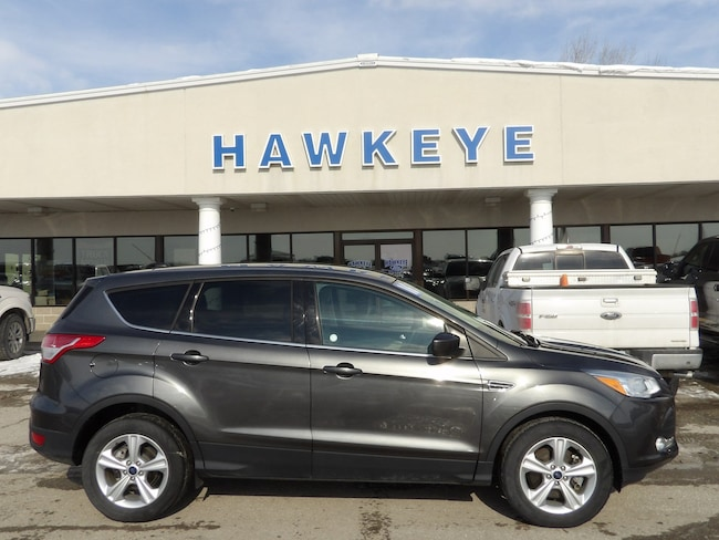 Used 2016 Ford Escape SE 4WD  SE for Sale in Red Oak, IA