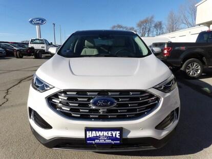 New 2019 Ford Edge For Sale at Hawkeye Ford Inc    VIN: 2FMPK4K98KBB09654