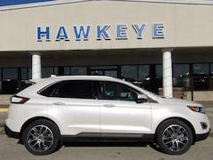 Used 2015 Ford Edge Titanium Titanium AWD for Sale in Red Oak, IA