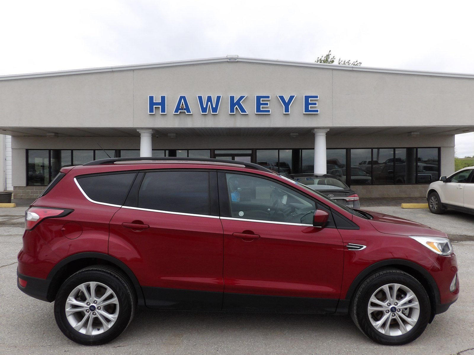 Featured Used 2018 Ford Escape SE SE 4WD for sale near you in Red Oak, IA