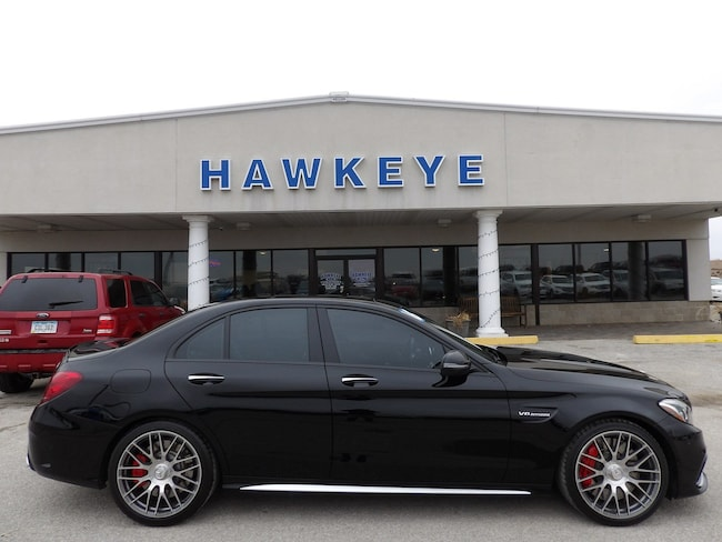 Used 2016 Mercedes-Benz C-Class AMG C 63 S Sedan for Sale in Red Oak, IA