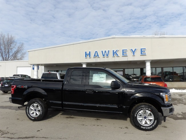 New 2019 Ford F-150 XLT XLT 4WD SuperCab 6.5 Box for Sale in Red Oak, IA