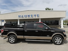 Used 2013 Ford F-150 Lariat 4WD SuperCrew 157 Lariat for sale near you in Red Oak, IA