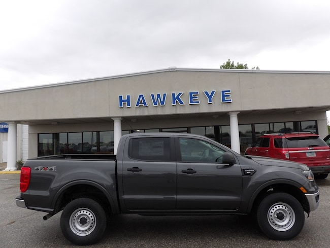 New 2019 Ford Ranger XL XL 4WD SuperCrew 5 Box for Sale in Red Oak, IA