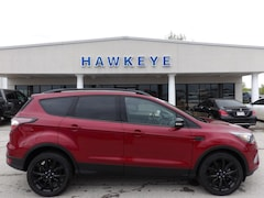 Used 2017 Ford Escape Titanium Titanium 4WD for sale near you in Red Oak, IA