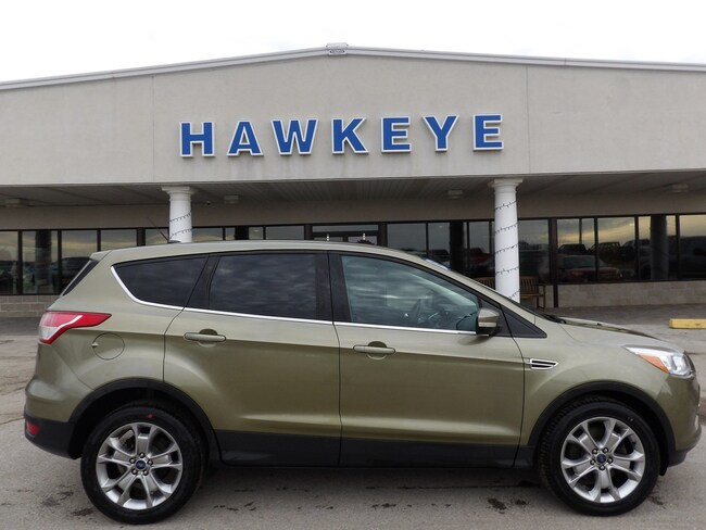 Used 2013 Ford Escape SEL 4WD  SEL for Sale in Red Oak, IA