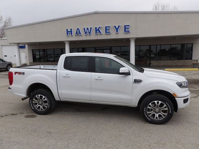 New 2019 Ford Ranger LARIAT LARIAT 4WD SuperCrew 5 Box for Sale in Red Oak, IA
