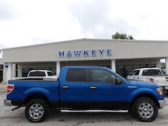 Used 2011 Ford F-150 XLT 4WD SuperCrew 145 XLT for sale near you in Red Oak, IA