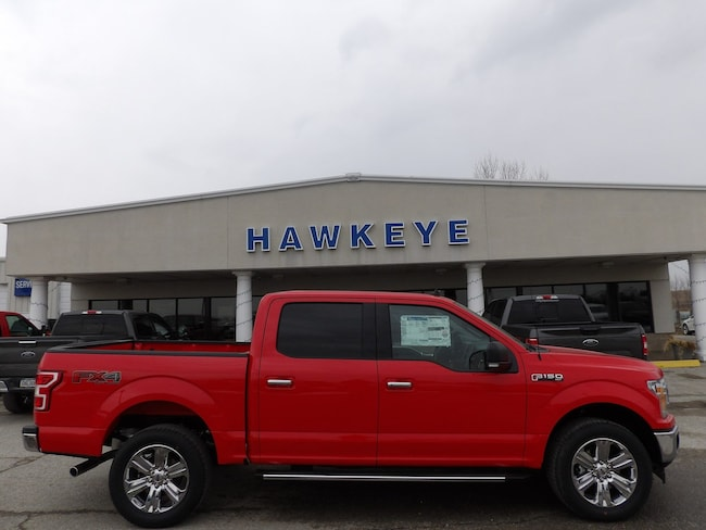 New 2019 Ford F-150 XLT XLT 4WD SuperCrew 5.5 Box for Sale in Red Oak, IA