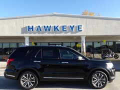 New 2019 Ford Explorer Platinum Platinum 4WD for sale near you in Red Oak, IA
