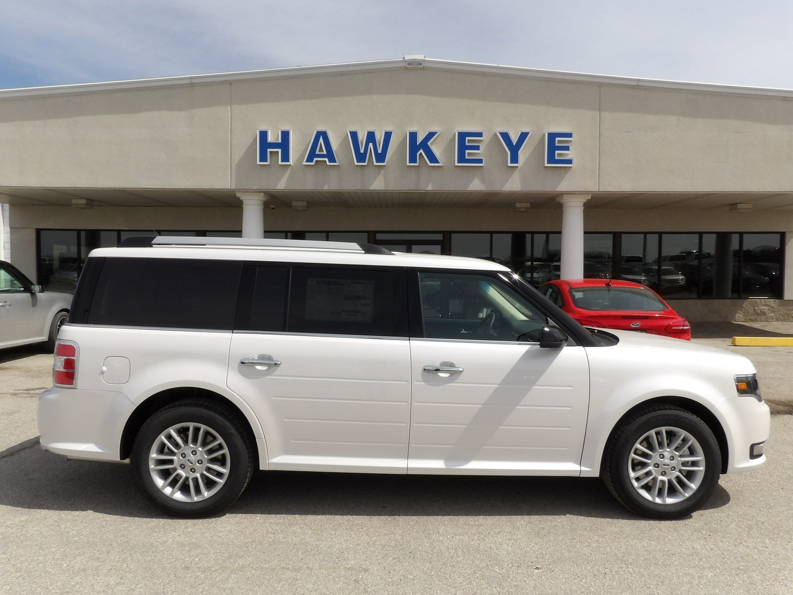 Featured New 2018 Ford Flex SEL SEL AWD for sale near you in Red Oak, IA