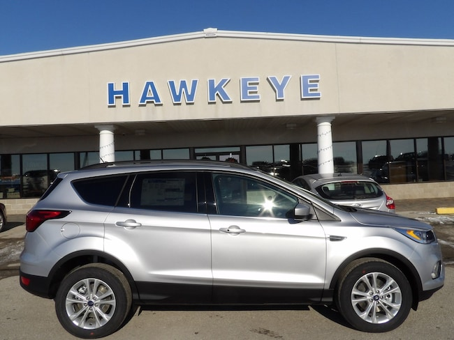 New 2019 Ford Escape SEL SEL 4WD for Sale in Red Oak, IA