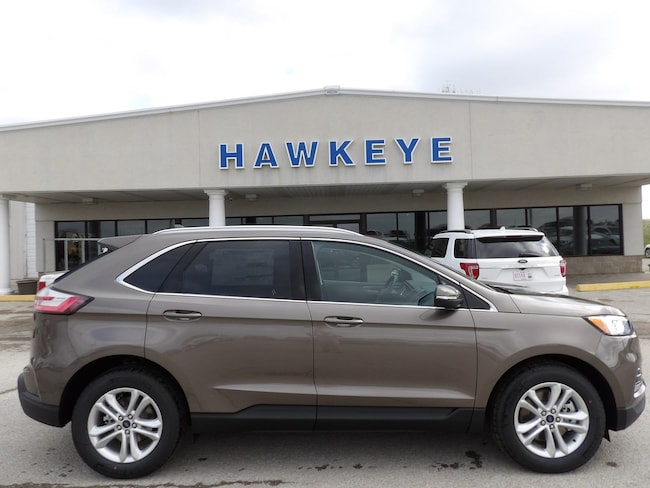 New 2019 Ford Edge SEL SEL AWD for Sale in Red Oak, IA