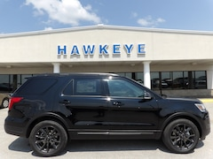 New 2018 Ford Explorer XLT XLT 4WD for Sale in Red Oak, IA