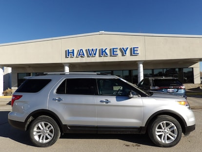 2015 Ford Explorer For Sale >> Used 2015 Ford Explorer For Sale At Hawkeye Ford Inc Vin 1fm5k8d83fgb39582