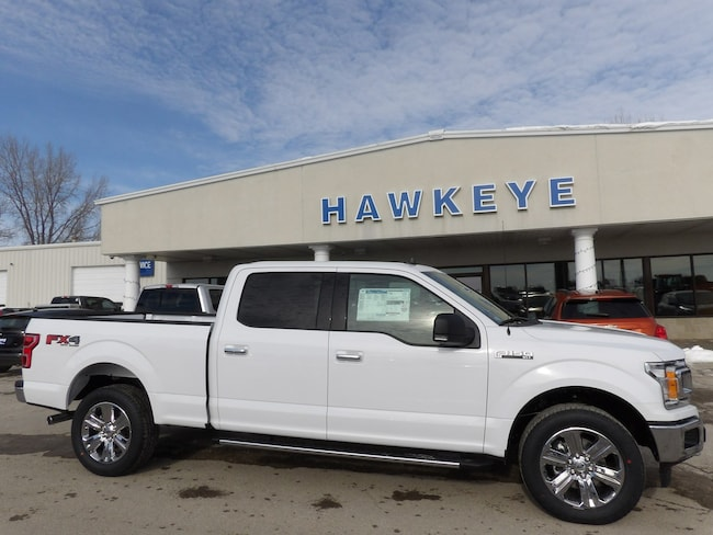 New 2019 Ford F-150 XL XL 4WD SuperCrew 6.5 Box for Sale in Red Oak, IA
