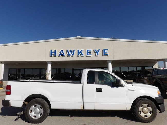 Used 2008 Ford F-150 XL 2WD Reg Cab 145 XL for Sale in Red Oak, IA
