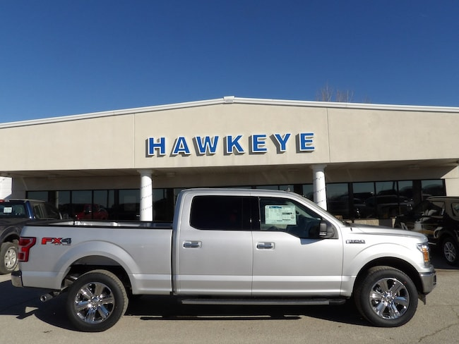 New 2019 Ford F-150 XLT XLT 4WD SuperCrew 6.5 Box for Sale in Red Oak, IA