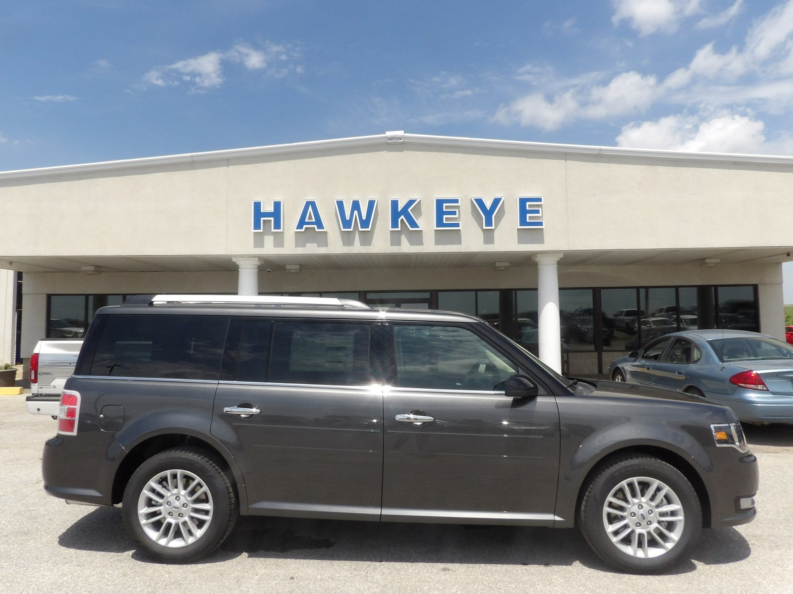 Featured New 2018 Ford Flex SEL SEL FWD for sale near you in Red Oak, IA