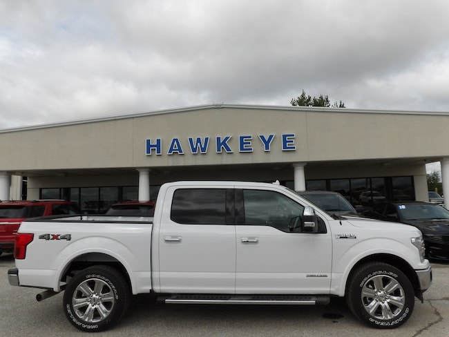 New 2018 Ford F-150 Lariat Lariat 4WD SuperCrew 5.5 Box for Sale in Red Oak, IA