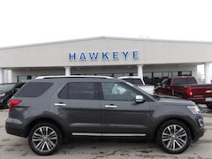 Used 2017 Ford Explorer Platinum Platinum 4WD for sale near you in Red Oak, IA