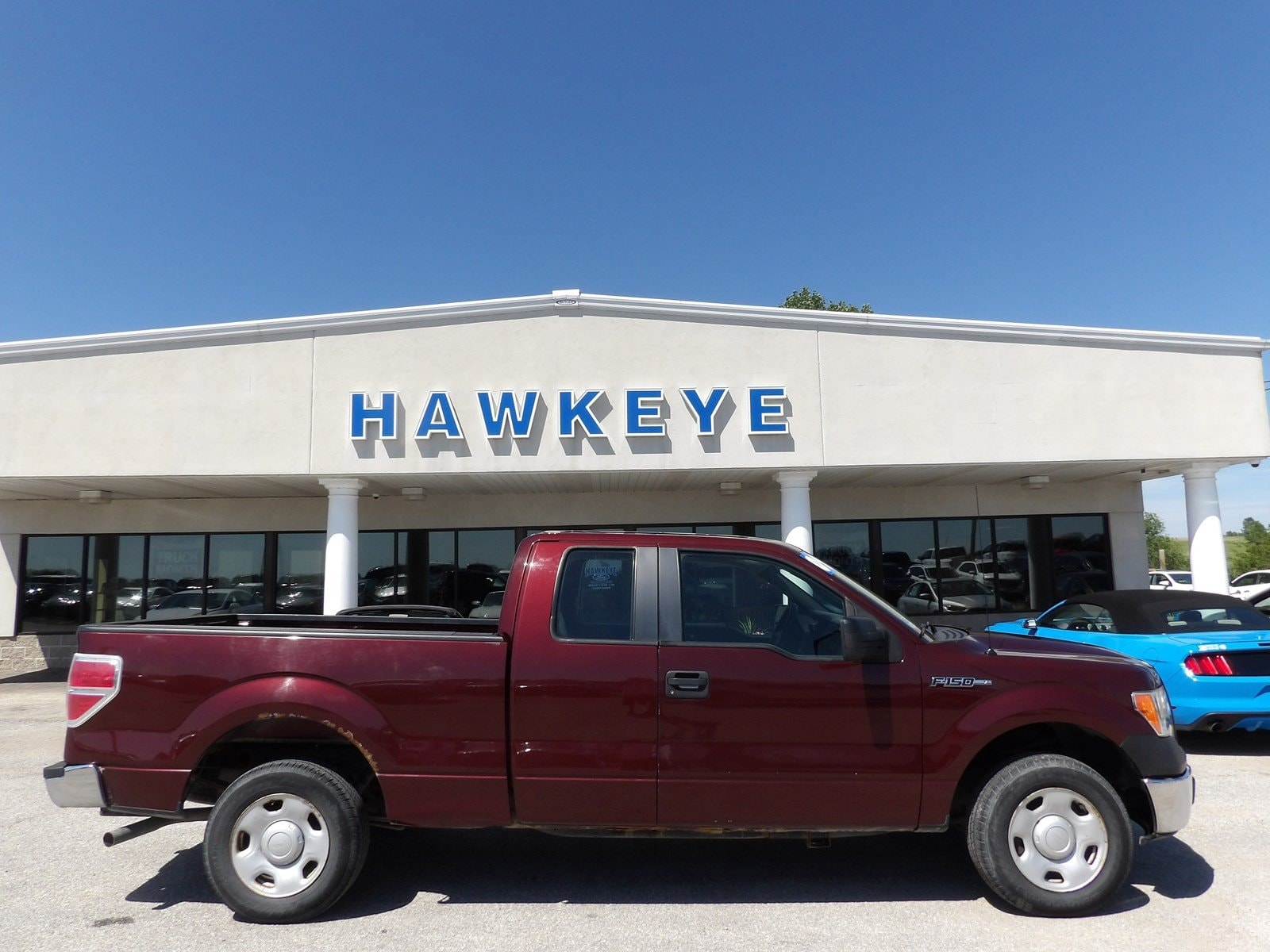 Featured Used 2009 Ford F-150 XL 2WD SuperCab 145 XL for sale near you in Red Oak, IA