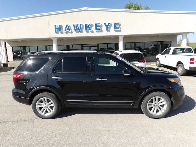 Used 2014 Ford Explorer XLT 4WD  XLT for Sale in Red Oak, IA