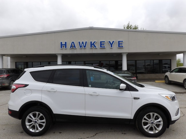 Used 2018 Ford Escape SE SE 4WD for Sale in Red Oak, IA