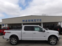 New 2019 Ford F-150 King Ranch King Ranch 4WD SuperCrew 5.5 Box for sale near you in Red Oak, IA