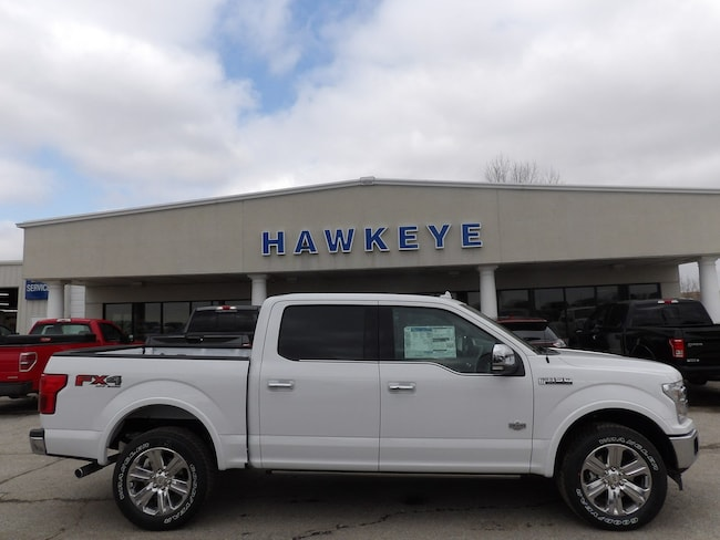 New 2019 Ford F-150 King Ranch King Ranch 4WD SuperCrew 5.5 Box for Sale in Red Oak, IA