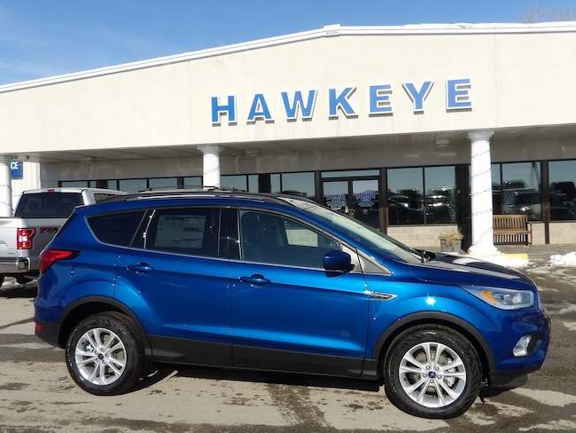 New 2019 Ford Escape SEL SEL FWD for Sale in Red Oak, IA