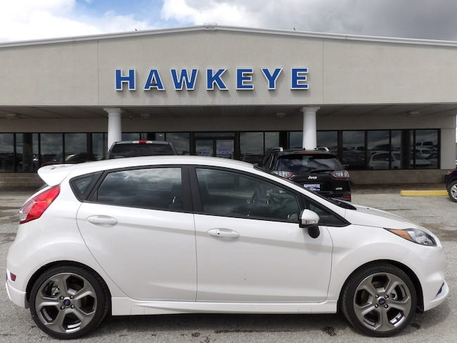 New 2019 Ford Fiesta ST ST Hatch for Sale in Red Oak, IA