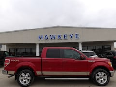 Used 2012 Ford F-150 Lariat 4WD SuperCrew 145 Lariat for Sale in Red Oak, IA