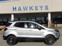 New 2018 Ford EcoSport SES SES 4WD for sale near you in Red Oak, IA