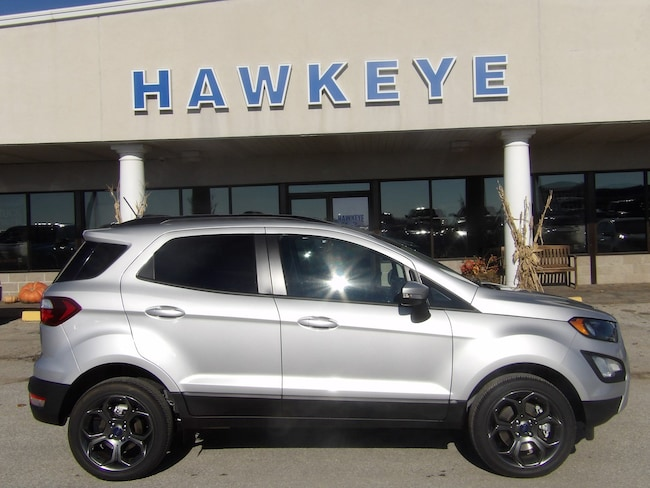 New 2018 Ford EcoSport SES SES 4WD for Sale in Red Oak, IA