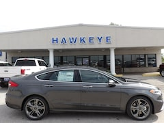 New 2019 Ford Fusion Sport Sport AWD for sale near you in Red Oak, IA