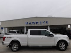 Used 2016 Ford F-150 Lariat 4WD SuperCrew 157 Lariat for sale near you in Red Oak, IA