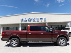 Used 2015 Ford F-150 Lariat 4WD SuperCrew 157 Lariat for sale near you in Red Oak, IA