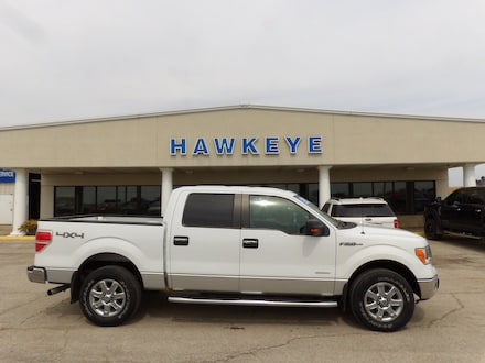 Featured Used 2013 Ford F-150 XLT Truck SuperCrew Cab for sale near you in Red Oak, IA
