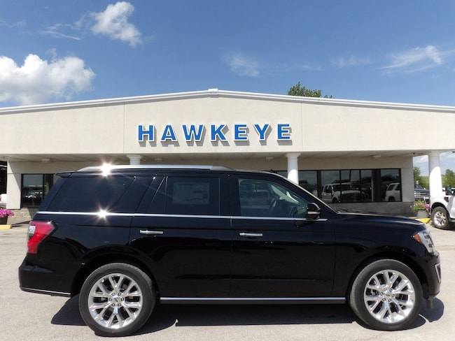 New 2018 Ford Expedition Limited Limited 4x4 for Sale in Red Oak, IA