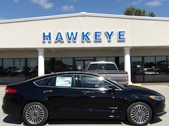 New 2018 Ford Fusion Hybrid SE SE FWD for sale near you in Red Oak, IA