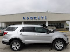 New 2019 Ford Explorer XLT XLT 4WD for sale near you in Red Oak, IA