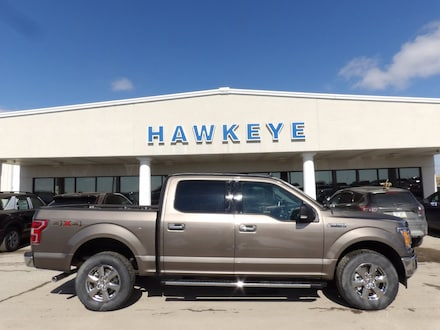 Featured Used 2020 Ford F-150 XLT Truck SuperCrew Cab for sale near you in Red Oak, IA