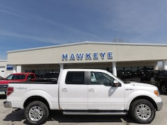 Used 2010 Ford F-150 Lariat 4WD SuperCrew 145 Lariat for sale near you in Red Oak, IA
