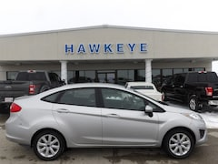 Bargain Used 2012 Ford Fiesta SE Sedan for sale near you in Red Oak, IA