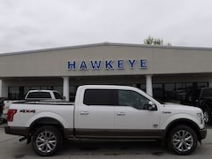 Used 2017 Ford F-150 King Ranch King Ranch 4WD SuperCrew 5.5 Box for sale near you in Red Oak, IA