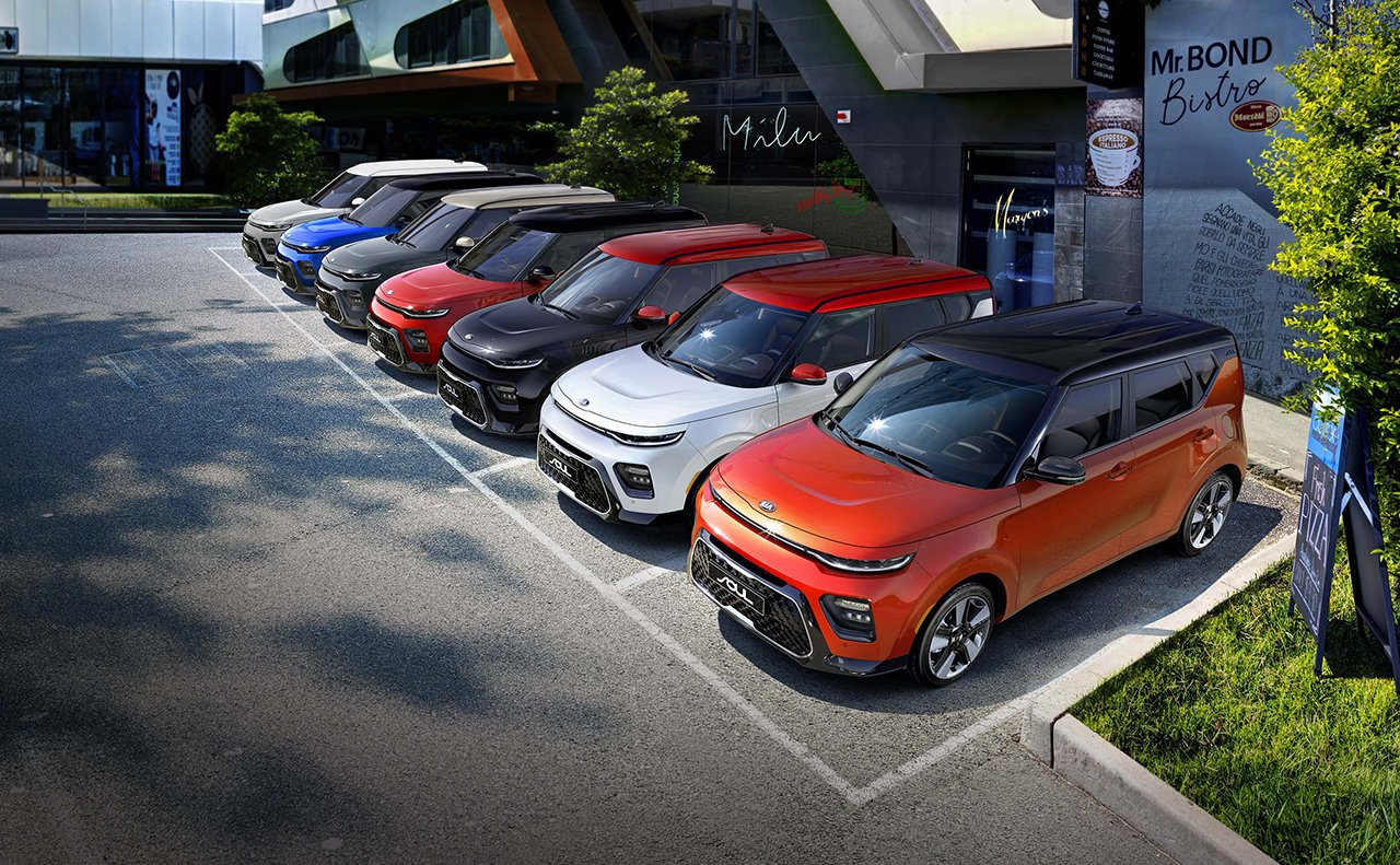 Shop 2020 KIA Soul in Matteson, IL