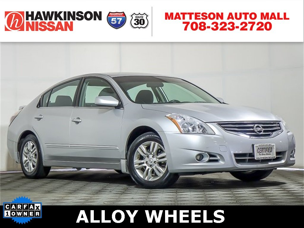 Used 2011 Nissan Altima For Sale At Hawkinson Nissan In The